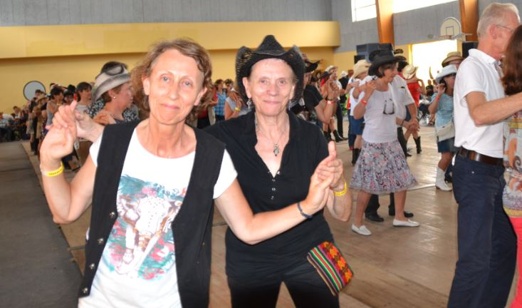 Danse et country , danse partner