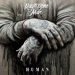 Human-rag bone man