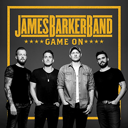 just sayin james barker band