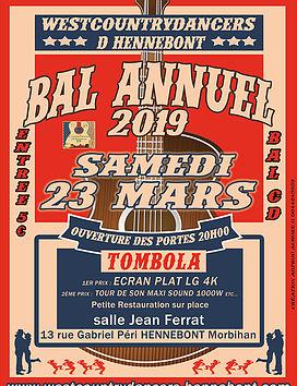 bal annuel wcd 2019
