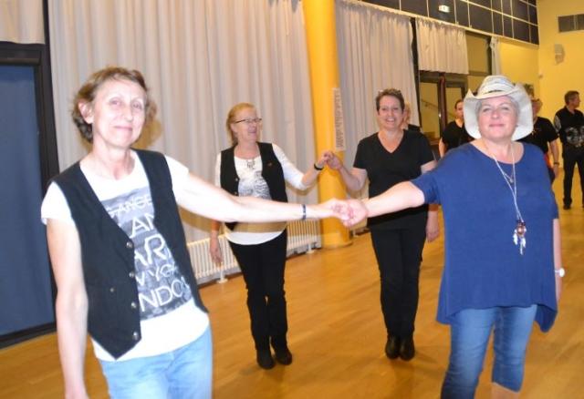 bal danse et country à Plescop